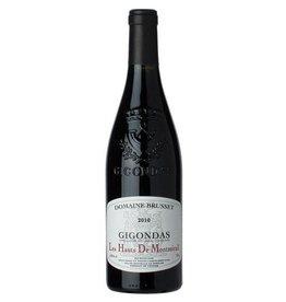 """Domaine Brusset Gigondas """"Les Hauts de Montmirail"""" 2003 750ml"""