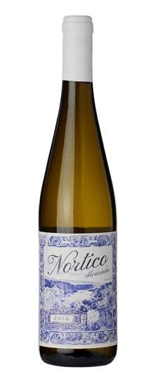 Portuguese Wine Nortico Alvarinho Minho Portugal 2017 750ml