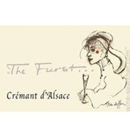 "Sparkling Wine ""The Furst"" Cremant d'Alsace Brut NV 750ml"