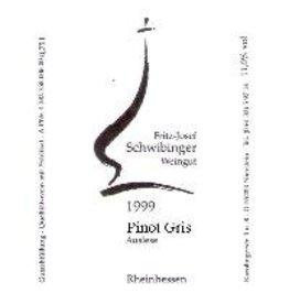 Fritz-Josef Schwibinger Pinot Gris Auslese 1999 500ml