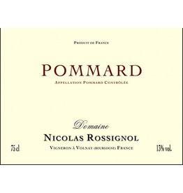 Domaine Nicolas Rossignol Pommard 2012 750ml