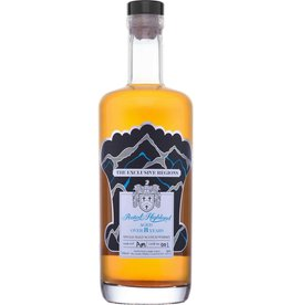 "Scotch The Exclusive Regions ""Highland"" Aged Over 8 Years Single Malt Scotch Whisky 750ml"