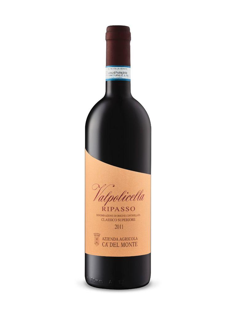 Italian Wine Ca Del Monte Valpolicella Ripasso Classico Superiore 2014 750ml