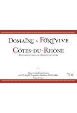 Domaine de Fontvive Cotes du Rhone Rouge 2018 750ml