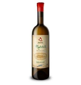 Eastern Euro Wine Tchotiashvili Rkatsiteli Natural Qvevri Wine of Georgia 2013 750ml