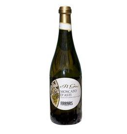"Italian Wine Ferraris ""Il Giai"" Moscato d'Asti 2016 750ml"