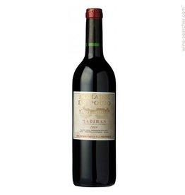 French Wine Domaine de Poujo Madiran 2015 750ml