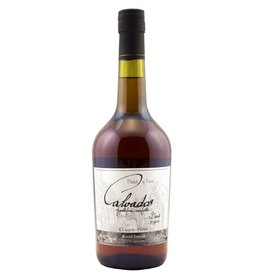 Brandy Claque-Pepin 20yr Calvados 750ml