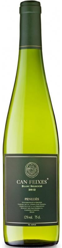 "Spanish Wine Can Feixes Blanc ""Seleccio"" Penedés 2017 750ml"