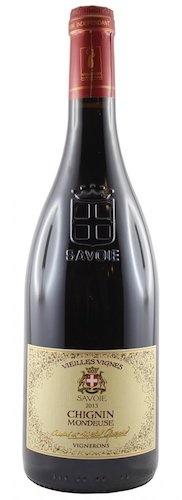 French Wine Andre et Michel Quenard Savoie Chignin Rouge Mondeuse 2015 750ml
