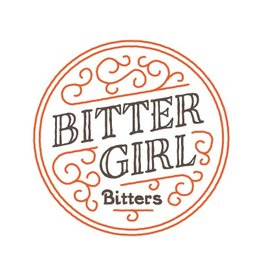 "Bitter Bittle Girl Bitters ""Bitter Rose"" 2oz"