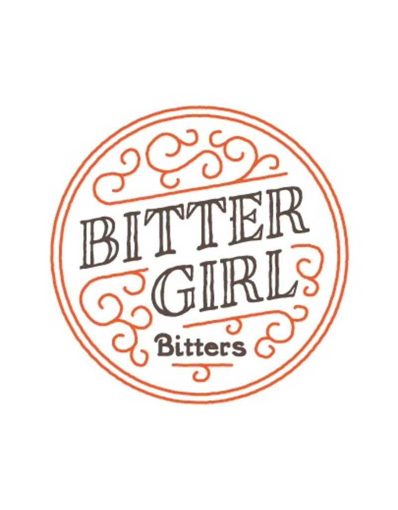 """Bittle Girl Bitters """"Bitter Rose"""" 2oz"""
