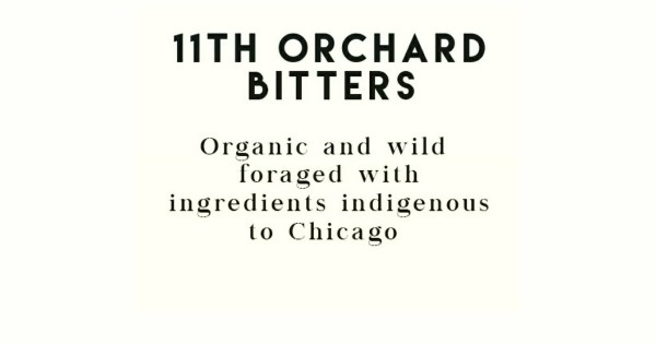 """Bitter 11th Orchard """"White Pine"""" Bitters 4oz"""