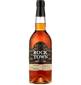 Bourbon Rock Town Arkansas Bourbon Whiskey 750ml