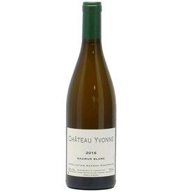 French Wine Chateau Yvonne Saumur Blanc 2016 750ml