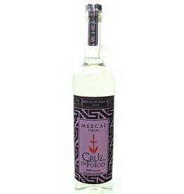 Tequila/Mezcal Cruz de Fuego Cirial Mezcal 750ml