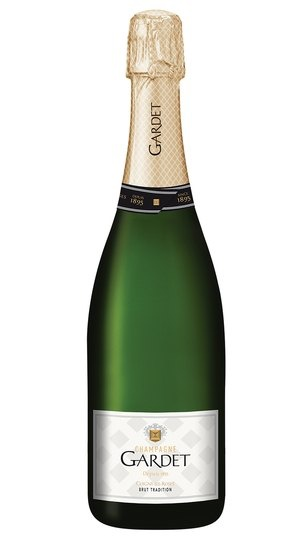 "Sparkling Wine Gardet ""Tradition"" Brut Champagne 750ml"