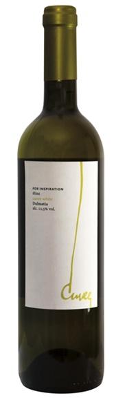 "Eastern Euro Wine Stina ""Cuvée Bijeli"" White Wine Island of Brac Dalmatia Coast Vineyards Croatia 2016 750ml"