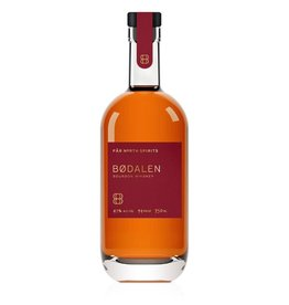 "Bourbon Far North Spirits ""Bødalen"" Bourbon Whiskey 750ml"