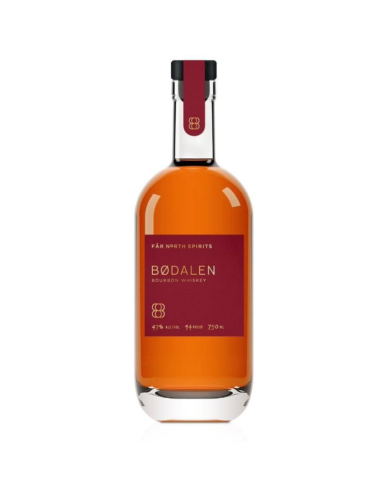 "Far North Spirits ""Bødalen"" Bourbon Whiskey 750ml"
