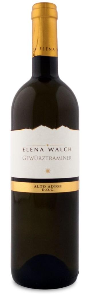 Italian Wine Elena Walch Gewurztraminer Alto Adige 2017 750ml