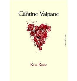 """Italian Wine Cantine Valpane """"Rosa Ruske"""" Vino Rosso 2014 750ml"""