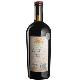 "Eastern Euro Wine Tchotiashvili Saperavi ""Limited Reserve"" Dry Red Wine Kakheti Georgia 2014 750ml"