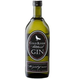 Cold River Traditional Gin 750ml