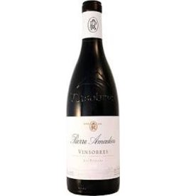 French Wine Pierre Amadieu Vinsobres Les Piallats 2013 750ml