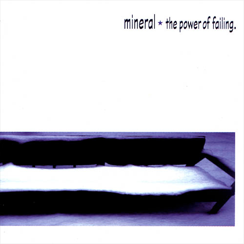 Mineral - The Power Of Failing 2LP