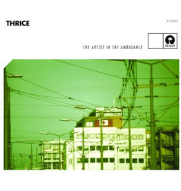 Thrice - The Artist In The Ambulance 2LP
