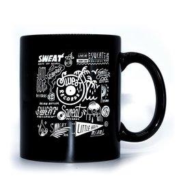 """Sweat x Brian Butler """"Logo Sheet"""" Mug"""