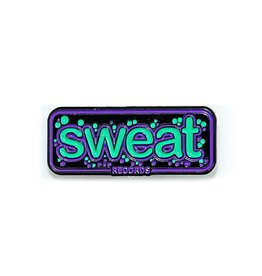 Sweat Records Enamel Pin
