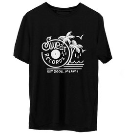 "Sweat x Brian Butler ""Palm"" Logo Tee"