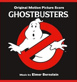 Elmer Bernstein - Ghostbusters OST 2LP