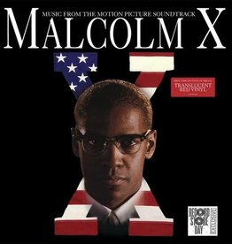 Various - Malcolm X OST LP