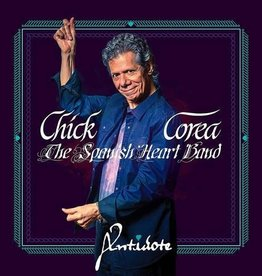 Chick Corea // The Spanish Heart Band - Antidote 2LP