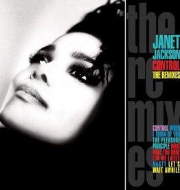Janet Jackson - Control: The Remixes 2LP