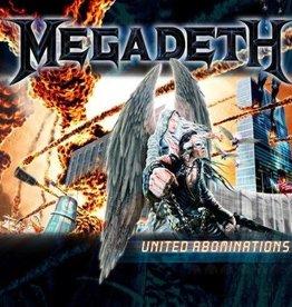 Megadeth - United Abominations LP