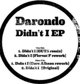 """Darondo - Didn't I EP 12"""""""