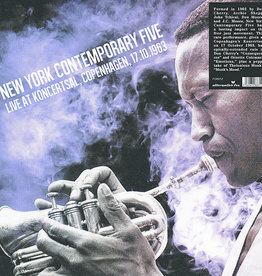 New York Contemporary Five - Live At Koncerstal, Copenhagen, 17.10.1963 LP