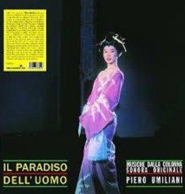 Piero Umiliani - Il Paradiso Dell'uomo LP