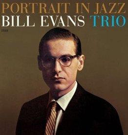 Bill Evans - Portrait In Jazz LP