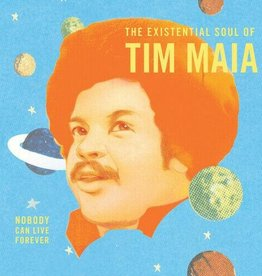 World Psychedelic Classics 4 - The Existential Soul Of Tim Maia 3LP