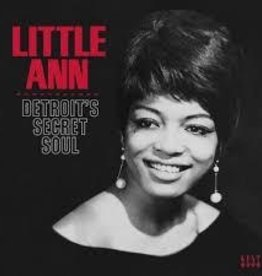Little Ann - Detroit's Secret Soul LP