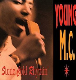 Young M.C. - Stone Cold Rhymin' LP
