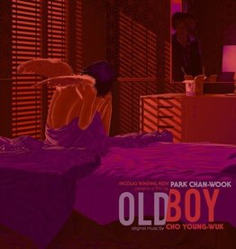 Cho Young-Wuk - Old Boy OST 2LP