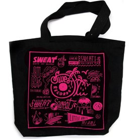 "Sweat x Brian Butler ""Logo Sheet"" Tote"