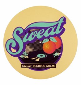 "Sweat Records ""Peaches"" Slipmat"