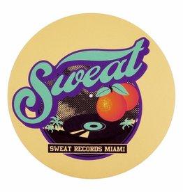 "Sweat Records ""Peaches"" Slipmat"
